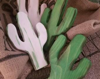 Cactus | Wood Cactus | Cacti | Wood Cacti | Pallet Wood Cacti