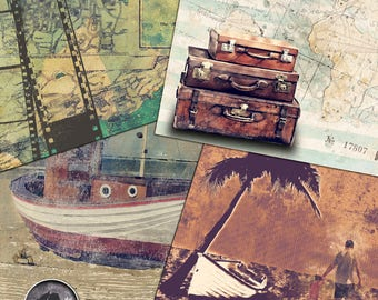 16 digital backgrounds package 1. Digital Paper Pack | Digital back drops. Digital scrapbooking paper CU