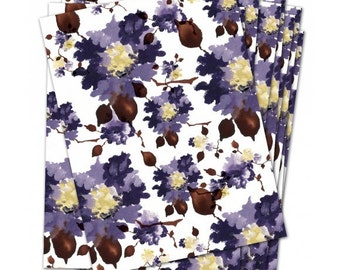 Miss Violet Wrapping Paper Pack | Made in Australia