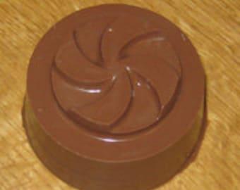 Pinwheel / Starlight Mint Cookie Embed Chocolate Mold