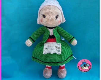 Pollyanna doll, character inspired