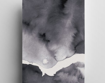 Mountains 1 - A3 Print