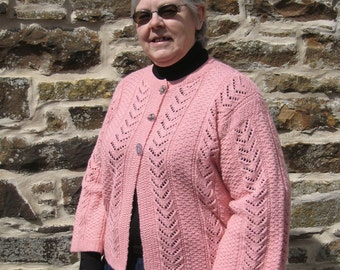 pdf pattern for The Golta Jacket by Elizabeth Lovick - instant download