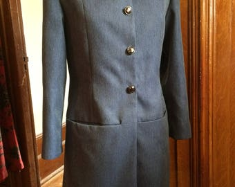 The Churchill Fitted Coat