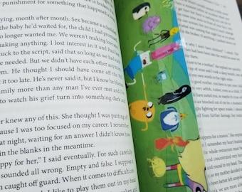 Adventure Time Bookmark