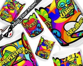 Mom Customizable Mugs