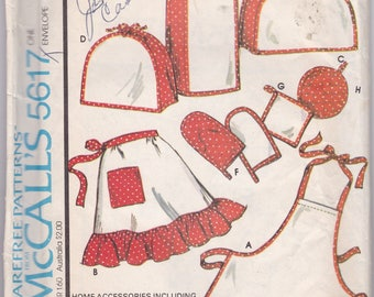 Vintage 1970's Home Accessories pattern #5617