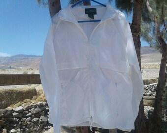 Vintage St. Johns Bay Windbreaker Pullover **Reduced**