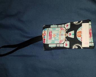 Luggage Tag - Sugar Skull R2D2