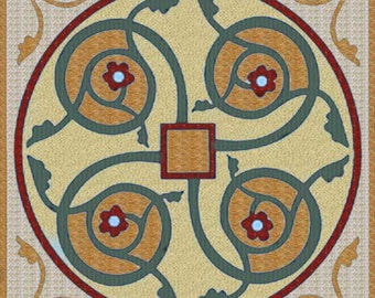 Art Mosaic Tile - Jadyn