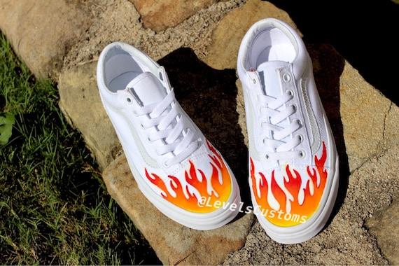 fire vans