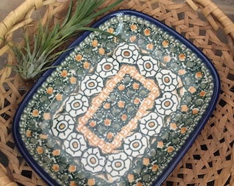 Handmade Ceramika Artystyczna Plate