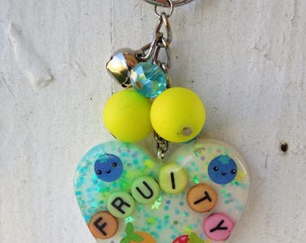 Fruity Keychain