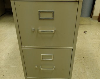 Steel Filing Cabinet Mid-90's