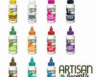 Artisan Accents Gel Food Colors