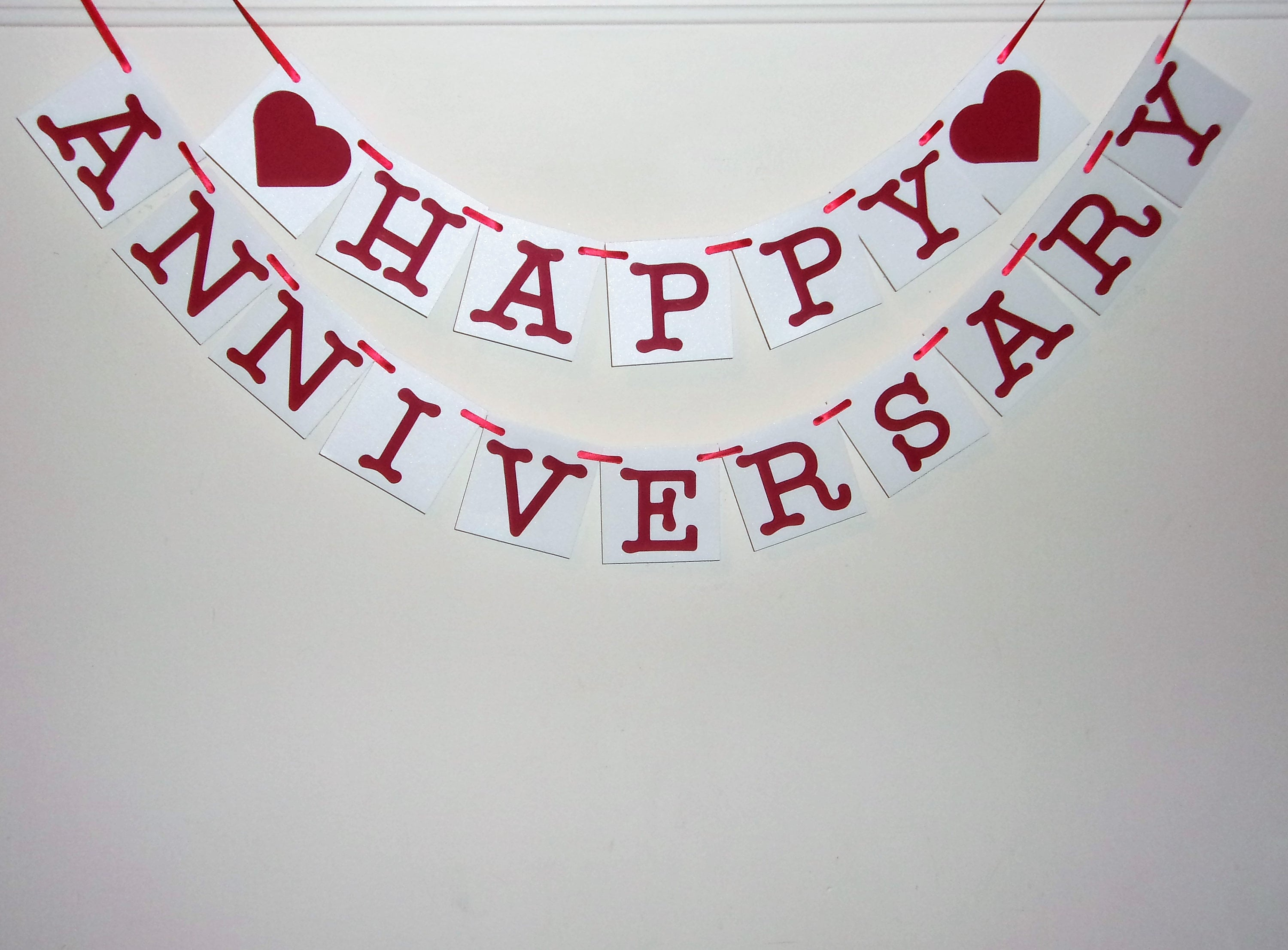 Happy th anniversary banner th anniversary th happy