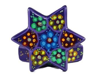 Talavera Star Jewelry Box