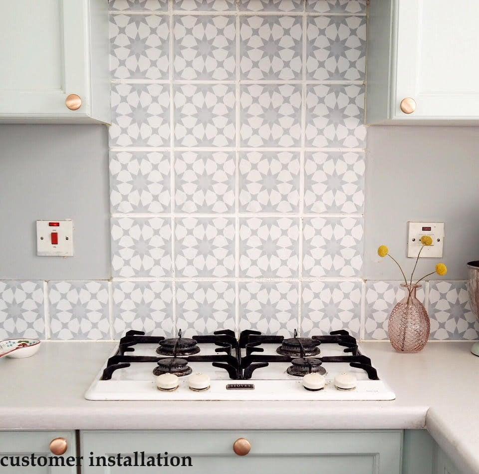 Fantastisch Küchenfliese Ideen Uk Bilder - Ideen Für Die Küche ...