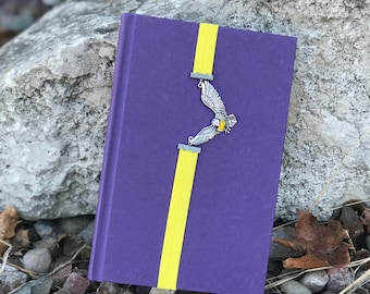 Owl mail carrier bookmark
