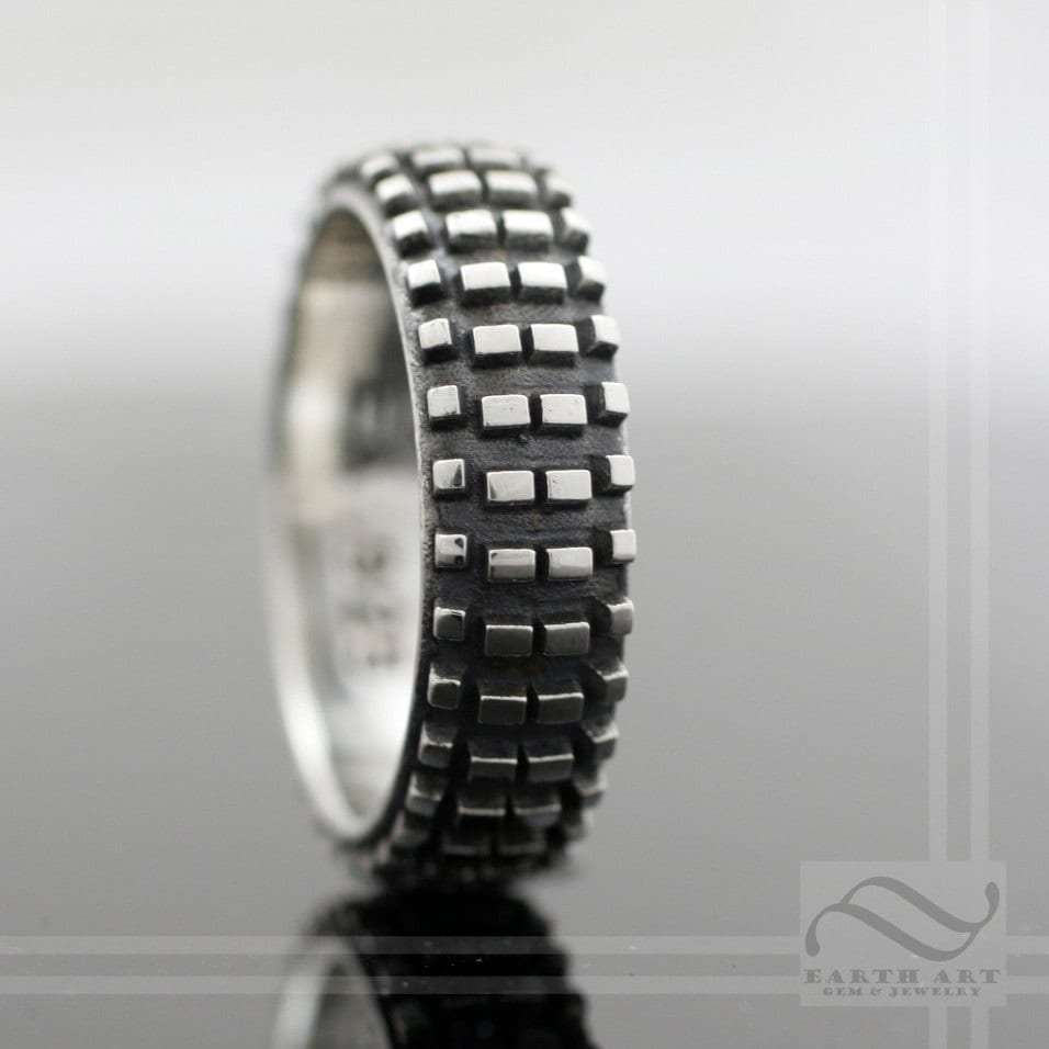 best mean band tire a what rikof does com rings black wedding unique of inspirational ring