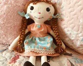 Freckles - Rag Doll