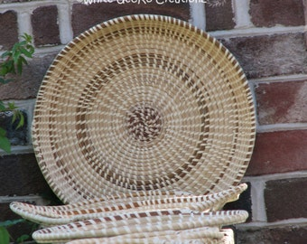 Photography, Photo of Sweet Grass Baskets at the Old Market Downtown Charleston SC