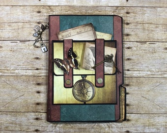 File Folder Folio #9: Field Study Tutorial