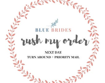 NEXT day turn around and  shipping update, priority updrade, delivery update, wiredtwist, shipping, fast turn around, priority mail