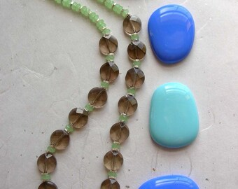Spring Blooms Necklace