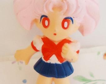 Sailor Moon Cute Figurine Pendant.90s