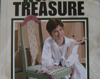 Trash to Treasure: The Year's Best Creative Crafts Instruction Book - 1999