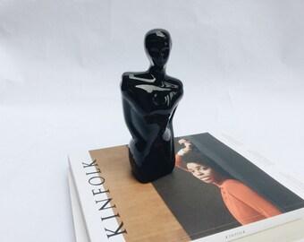 ceramic figure | human figure statue | human figure decor | ABLE SHOPPE