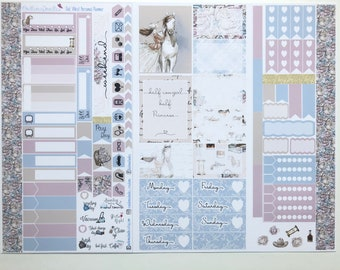 Out West Personal Planner Sticker Kit: