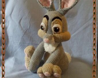 TUTORIAL of the rabbit THUMPER