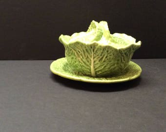 Cabbage Bowl with lid