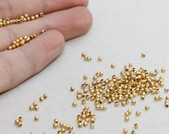 10pcs Shiny 16K Gold Plated Bead Cap 1712C-U-63 10mm