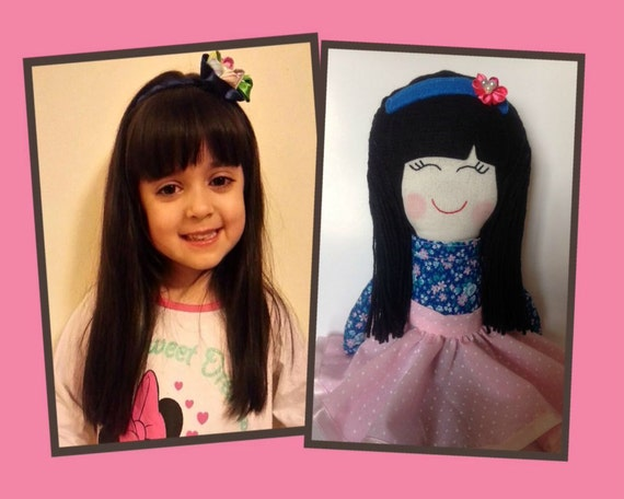 Personalized Dolls Girls