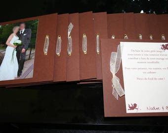 Do share Photo wedding thank you