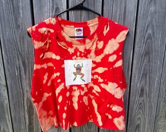 The Verve Pipe Bleached Album Crop Top