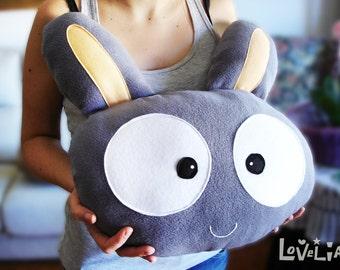 ZICO THE RABBIT-Decorative plush pillow -