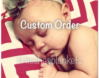 CUSTOM Pillow Personalized