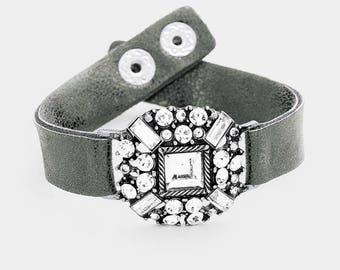 Bling Strap Bracelet