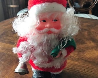 Vintage Battery Operated Santa