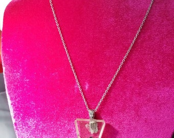 One and only  pendent necklace