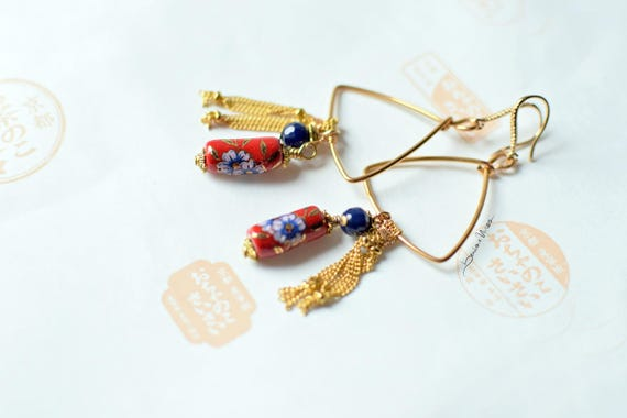 Japan Style Earrings