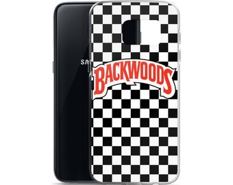 Backwoods Checkered Samsung Case