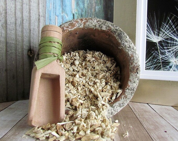 Dried Herbs, Organic Marshmallow Root, Marshmallow