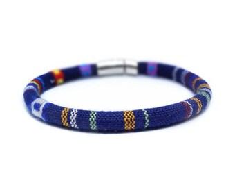 Tribal bracelet, Ethnic bracelet, Maya bracelet, Mens Jewelry, Tribal jewelry, men's bracelet, African bracelet, Boho bracelet, Gift for Him