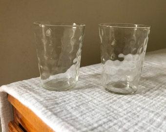 Mid Century Shot Glass