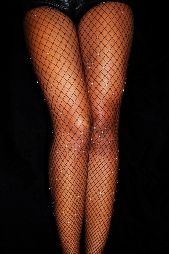 erotic-black-fishnet-tights